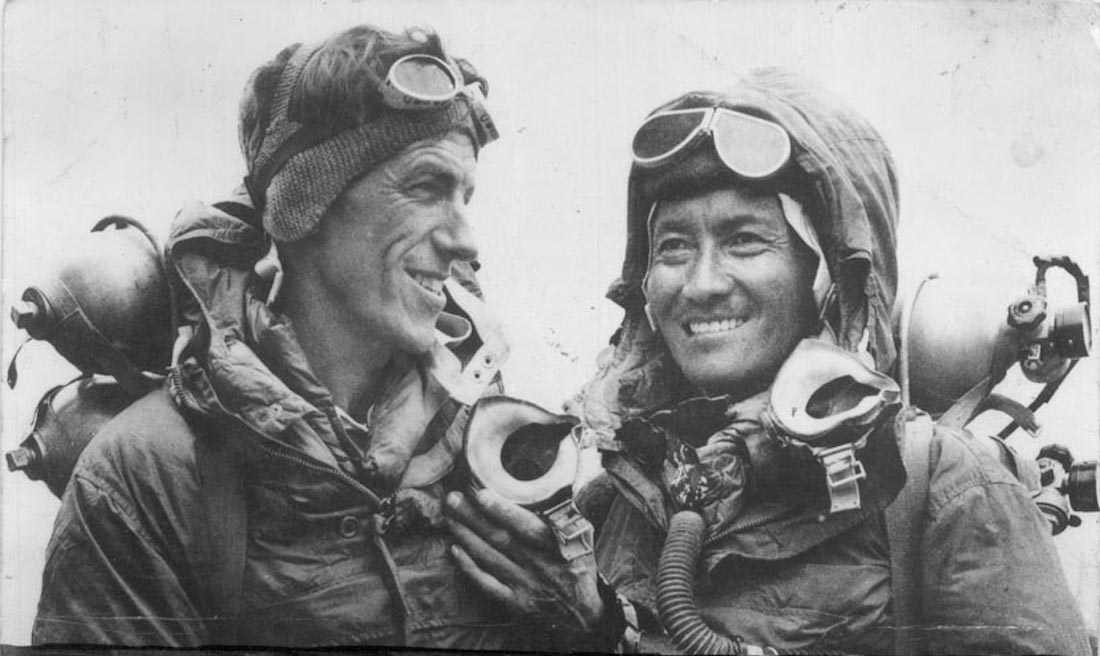 Tenzing norgay sherpa first climber
